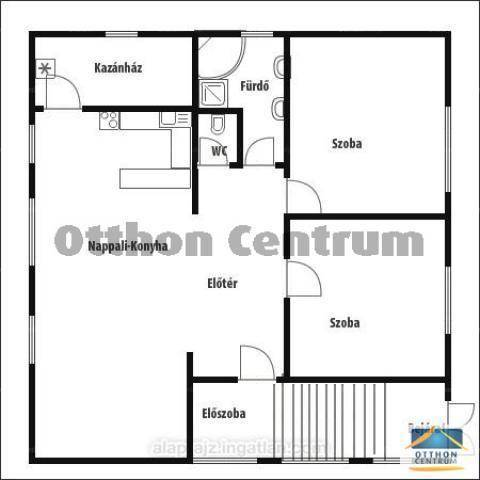 Eladó, Ajka, 4 szobás
