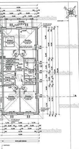 Ház eladó Göd, 122 négyzetméteres