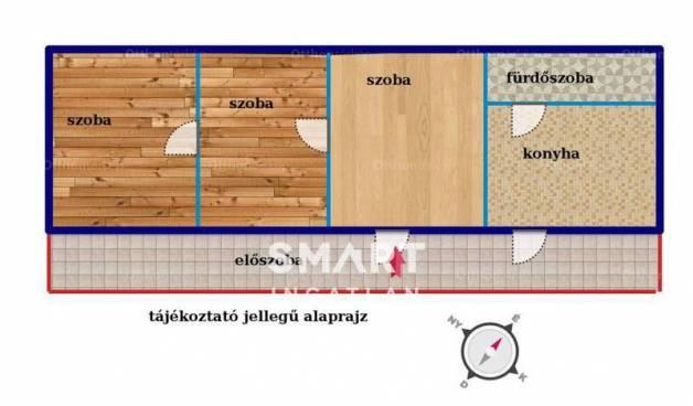 Eladó 3 szobás ház Kajászó