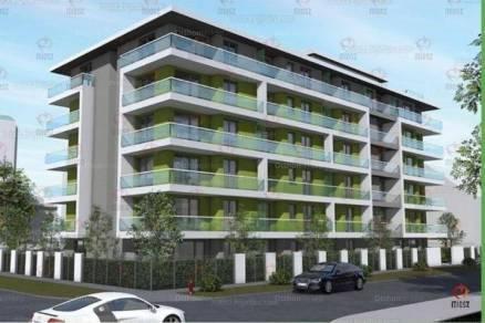 Budapesti új építésű lakás eladó, 122 négyzetméteres, 4 szobás