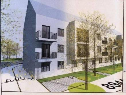 Új Építésű lakás eladó Eger, a Faiskola utcában, 45 négyzetméteres