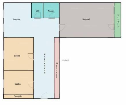 Kecskemét 1+2 szobás lakás eladó