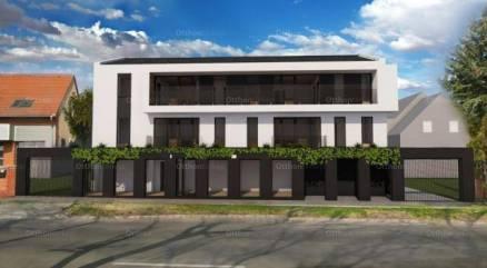 Pécsi új építésű lakás eladó, 44 négyzetméteres, 1+1 szobás