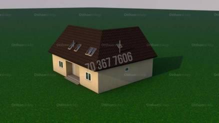 Tatabányai ikerház eladó, 118 négyzetméteres, 5 szobás