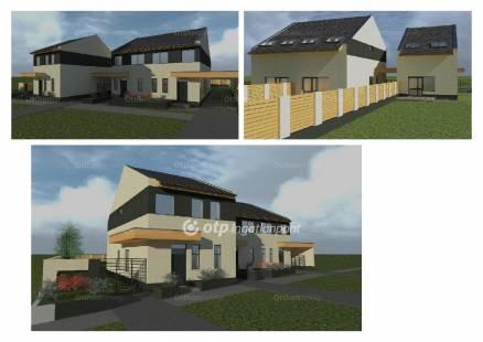 Eladó új építésű ház Békéscsaba a Szabó Dezső utcában, 2+2 szobás