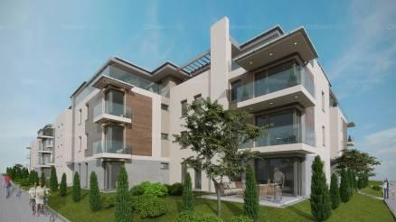 Székesfehérvári új építésű lakás eladó Zobori út 36-ban, 87 négyzetméteres