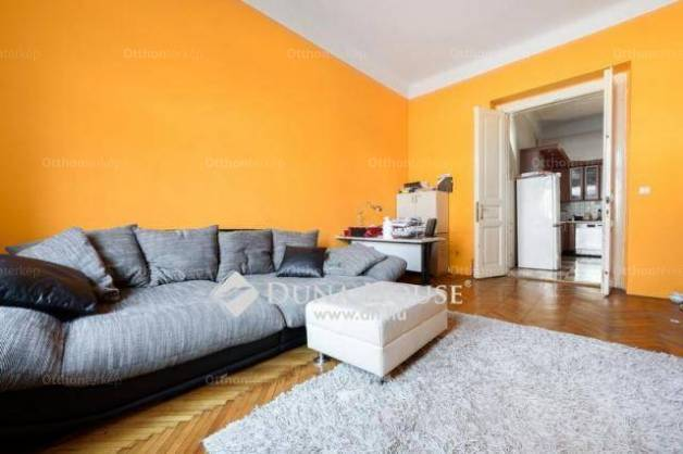 Budapest eladó lakás Józsefvárosban a József utcában, 106 négyzetméteres