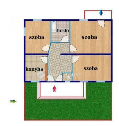 Eladó 3 szobás Gyömrő a Gróf Teleki utcában