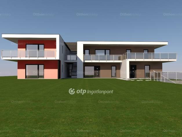 Pécsi új építésű lakás eladó, 49 négyzetméteres, 1+2 szobás