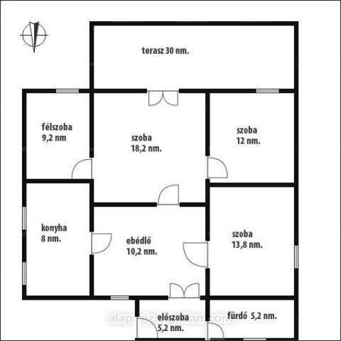 Budapest 5+2 szobás családi ház eladó, Kuruclesen