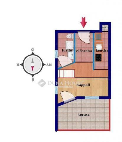 Eladó lakás, Budapest, Németvölgy, Alkotás utca, 1 szobás