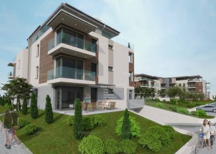 Székesfehérvár eladó új építésű lakás Zobori út 36-ban