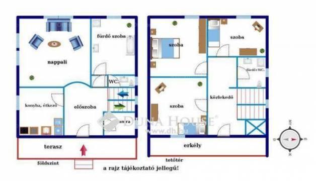 Eladó 3+1 szobás családi ház Isaszeg a Mátyás király utcában