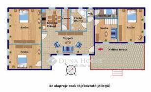 Eladó családi ház Pécel a Kossuth téren, 5 szobás