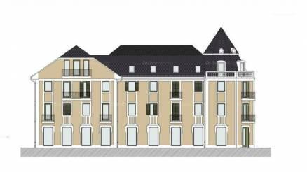 Balatonalmádi eladó lakás, 3 szobás, 60 négyzetméteres