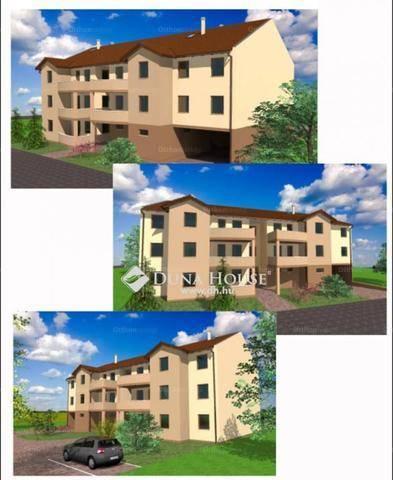 Eladó új építésű lakás Gyömrő a Máramaros utcában, 2+2 szobás