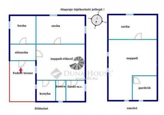Eladó 4+1 szobás ház Gyömrő a Kossuth Lajos utcában