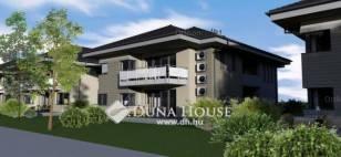 Mendei eladó lakás, 1+3 szobás, a József Attila utcában, új építésű