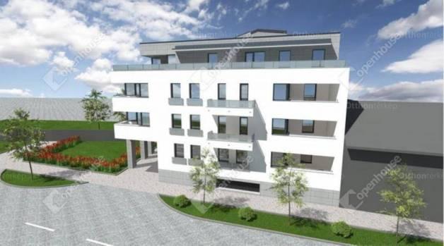 Debreceni új építésű lakás eladó, 62 négyzetméteres, 2 szobás