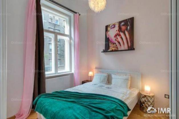 Budapesti lakás eladó, Erzsébetvárosban, Péterfy Sándor utca, 2 szobás