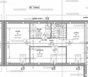 Eladó sorház, Fót, 3+2 szobás