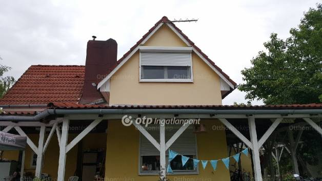 Gerjeni eladó ház, 2+2 szobás, 74 négyzetméteres