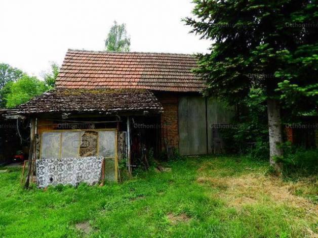 Őrtilos családi ház eladó, 1+2 szobás