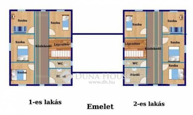 Albertirsa új építésű, 1 szobás