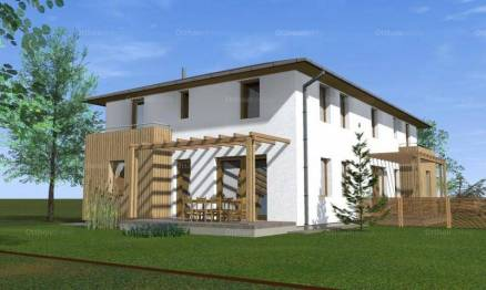 Dunaharaszti 2+3 szobás új építésű ikerház eladó