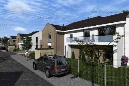 Szentendre eladó új építésű lakás
