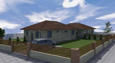 Délegyháza új építésű, 3 szobás