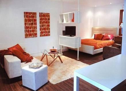 Budapesti albérlet, Angyalföld, 1+1 szobás