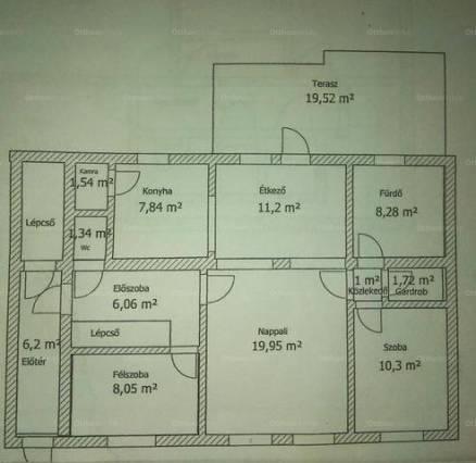 Eladó 5+1 szobás családi ház Pécs