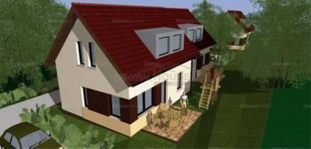 Új Építésű eladó ikerház Sopron, 4 szobás