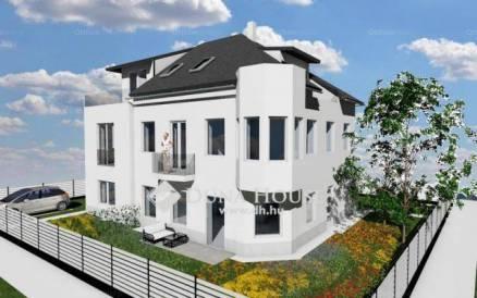 Budapesti új építésű eladó családi ház, Alsórákoson, Szugló utca, 7+3 szobás