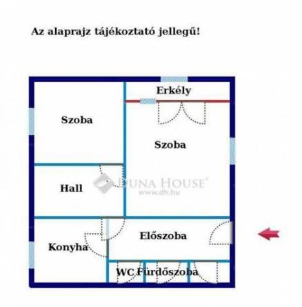 Budapest eladó lakás, Havannatelep, Havanna utca, 1 négyzetméteres