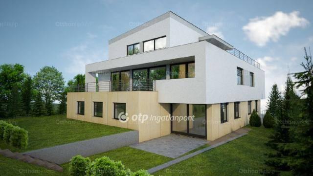 Eladó új építésű lakás Táborhegyen, 3+1 szobás