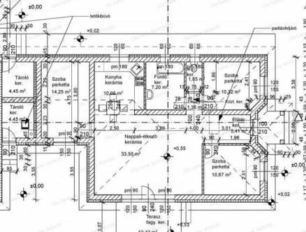 Délegyháza új építésű ikerház eladó, 4 szobás