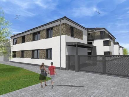 Új Építésű lakás eladó Székesfehérvár, a Malom utcában, 63 négyzetméteres