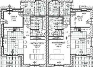 Eladó 3+2 szobás új építésű ikerház, Cinkotán, Budapest