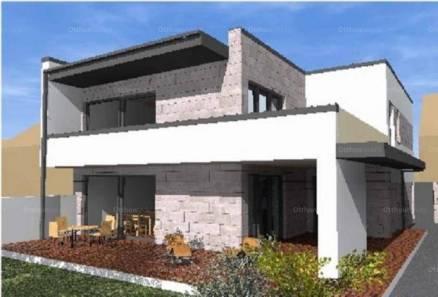 Szombathelyi új építésű lakás eladó, 110 négyzetméteres