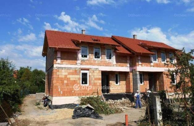 Budapesti új építésű eladó ikerház, Budafok, 4 szobás