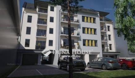 Eladó új építésű lakás Zalaegerszeg a Bíró Márton utcában, 2 szobás