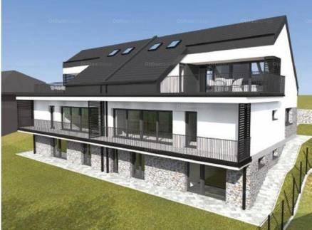 Budapest 3 szobás új építésű lakás eladó, Pesthidegkút-Ófalun