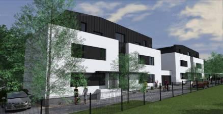 Szombathely új építésű, 2+1 szobás