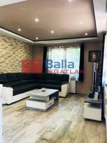 Budapesti családi ház eladó, Rákospalotán, Juhos utca, 3+1 szobás