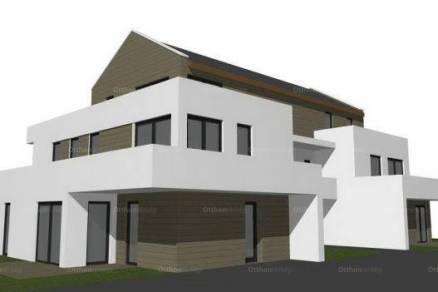 Szentendrei új építésű lakás eladó, 89 négyzetméteres, 4 szobás