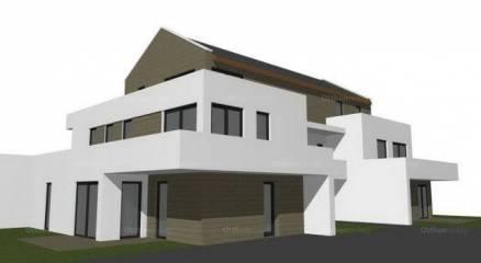 Szentendre új építésű, 3 szobás