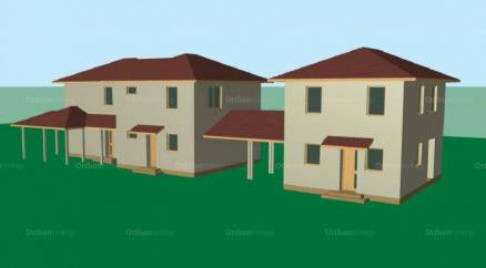 Budapest 1+3 szobás új építésű családi ház eladó, Bélatelepen