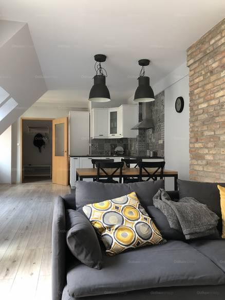 Budapesti kiadó lakás, Terézvárosban, Dessewffy utca 28.
